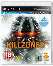 PS3 - Killzone 3 **New & Sealed** Official UK Stock
