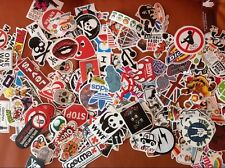 USA Seller 50 random Skateboard Vintage Vinyl Sticker Laptop Car Luggage Decal