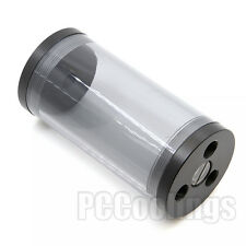 Obsidian Cylinder Reservoir Water Tank G1/4 T 65mm x 135mm For PC Liquid Cooling
