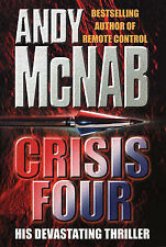 Andy McNab Crisis Four Very Good Book