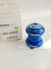 "zestbicycleshop MOWA BHS 1-1/8"" Threadless Headset, BLUE"