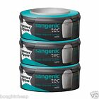 Tommee Tippee Sangenic Compatible Cassette (Pack of 3) - BRAND NEW- FREE P&P