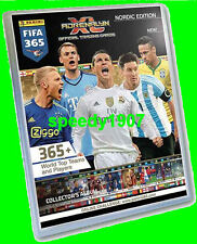 Panini Adrenalyn FIFA 365 Binder Sammelmappe Binder International Limited