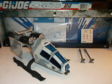 GI JOE GHOST HAWK 50th Anniversary Vehicle DANGER OF THE DOCK