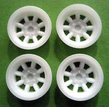 Resin 1/25 Minilite Wheels