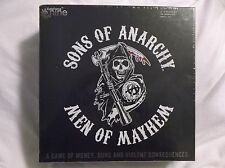 Sons of Anarchy : Boardgame: Men of Mayhem by Aaron Dill and Sean Sweigart...