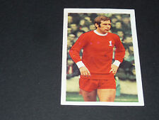 169 BOBBY GRAHAM LIVERPOOL REDS ANFIELD FKS PANINI FOOTBALL ENGLAND 1970-1971