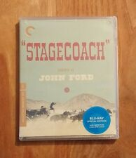 Stagecoach (1939) Brand New Criterion Collection Blu-ray John Ford, John Wayne