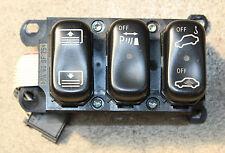MERCEDES AMG CL CL55 W215 C215 SCHALTER PDV HECKROLLO ABSCHLEPPSCHUTZ 2158201810
