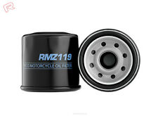 2 UNITS x RYCO MOTORCYCLE OIL FILTER - RMZ119 (Double Pack)