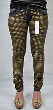 Frankie B My BFF Grey Armor Studded Jegging Jeans 25 Womens NWT