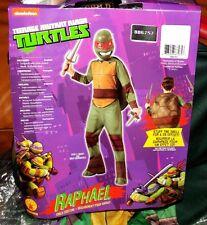 Teenage Mutant Ninja Turtles Raphael Child Costume Halloween Boys TMNT - Medium