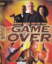 Game Over-2005-Andre McCoy-Movie-DVD