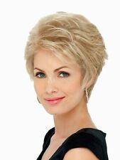 New wig Heat Resistant Cosplay Fashion Short Blonde Women's Natural Hair Wigs