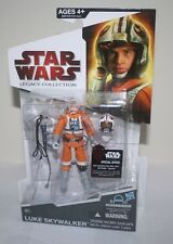 STAR WARS HASBRO LEGACY COLLECTION LUKE SKYWALKER BD51 SNOWSPEEDER PILOT MOC
