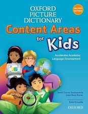 Oxford Picture Dictionary Content Areas for Kids: English Dictionary by...