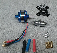 1800KV Brushless Motor Prop Combo for RC Plane and Park Jet 11.1V LiPo use