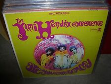 JIMI HENDRIX are you experienced ( rock ) reissue