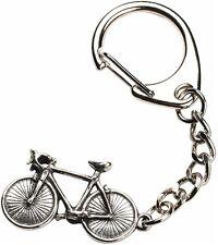 Bicycle / Bike Keyring  -  Beautiful Quality Pewter Cycling Gift