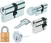 Abus Security Schließzylinder Profilzylinder Schließanlage Set's c83 c73 K82N