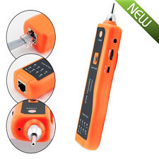 Telephone Phone RJ45 RJ11 Wire Tracker Tracer Ethernet LAN Network Cable Testers