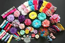 Baby Shower Headband Kit - Deluxe DIY Hair-Bow & Headband Kit - Party Collection