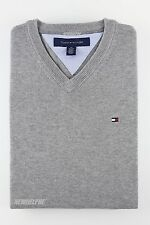 NWT TOMMY HILFIGER Men's Pacific V Neck Sweater XS S M L XL XXL MSRP $64.50