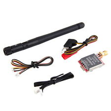 TS5828 FPV 5.8G 32CH 600mW Transmitter TX for Multicopter RP-SMA FeMale Black