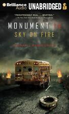 Monument 14: Sky on Fire 2 by Emmy Laybourne (2014, CD, Unabridged)