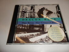 CD  Our Town-the Greatest Hits von Deacon Blue