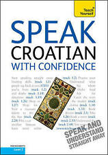 Speak Croatian with Confidence: Teach Yourself, Djuric, Ivana, Rajic Cox, Marina