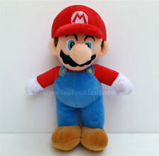 New Super Mario Bros. Brothers Plush Doll Stuffed Animal Figure Toy 10""