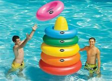 NEW Swimline Giant Ring Toss Pool Game 90287 Pool Water Games Kids Adults Toys