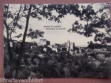 ISCHIA DI CASTRO Panorama da ponente foto 1957 del Vecchia fotografia cartolina