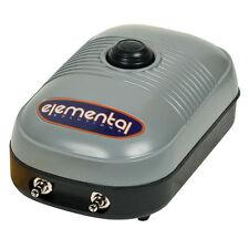 Elemental O2 2 Outlet Air Pump, 127 gph