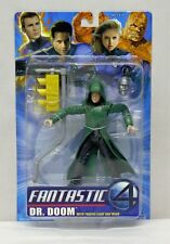 Fantastic Four Movie Dr Doom with Mask Traffic Light ToyBiz NIP 2005 4+ S191-6