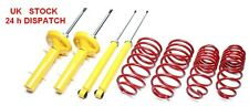 VW T5 Sport Gas Shocks Springs Lowering Kit -40mm alternative to coilover