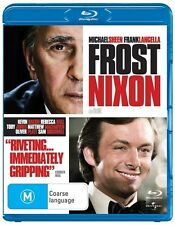 Frost Nixon New/Sealed Blu Ray Region B