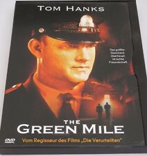 Stephen King - The Green Mile - DVD/Drama/Tom Hanks/Michael C Duncan/Erstauflage