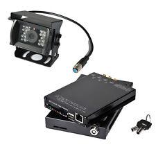 Mini 1080p Hd 4 canales coche Dvr Kit De Cámara Y H. 264 Grabador De Video Digital Dvr