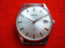 Vintage Old SEIKO 6602  Wrist  Watch