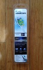 SONICARE InterCare Replacement Toothbrush Brush Heads Sonic Care Inter Care NEW