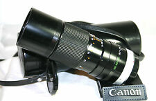 CANON FD S.C. 1:5.6 F=100-200MM LENS (74350)