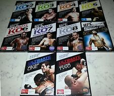 UFC Bulk Lot 1 - 10 Titles   ** Brand New Sealed ** Ultimate Collection