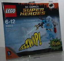 LEGO 30603-SUPER HEROES-BATMAN-Classic TV Series-Mr.Freeze-Polybag-OVP-Neu-new