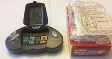 HANDHELD GAME PRO JR GAME SYSTEM 50,000 WAYS TO PLAY PRO TECH COLLECTIBLE Video