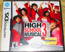 HIGH SCHOOL MUSICAL 3: SENIOR YEAR DS