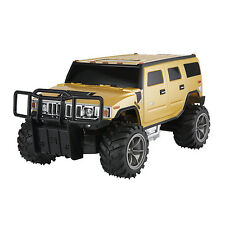 HUMMER H2 SUV 1:14 Scale Radio Remote Control Model Car Flashing Lights Vehicle