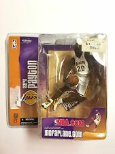 ESL1665. NBA: GARY PAYTON Lakers Action Figure -McFarlane Toys Series 6 (2004)