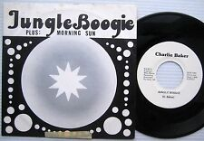 Charlie Baker 45 Jungle Boogie PERCUSSION & rock HEAR IT BB4